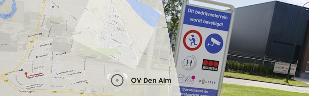 Welkom op de website van OV Den Alm Giessen - Rijswijk